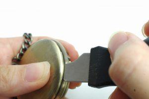 懐中時計 電池交換 方法